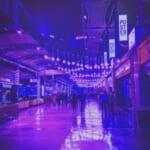 「絶対行きたい!」…中国に新しくできた複合施設『深圳超級文和友』がサイバーパンクすぎるwww