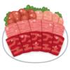 """スーパーの『ライフ』店内に並んだ和牛焼き肉セットの盛り付けがあまりに""""ライフ""""だったwww"""