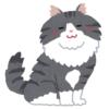 【衝撃】長毛種の猫を本気で全身ブラッシングした結果www