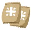 """「これってまさか…」ある倉庫に積み上げられた米袋に添えられた""""メモ""""がヤバすぎる😨"""