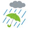 【奇跡】カミナリが凄かったので雨雲レーダーを見たら…これは和むwww
