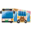 群馬の伊香保温泉を走るラッピングバスが「嫌な予感しかしない」と話題に😱