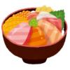 """【壮観】大阪にあるという居酒屋の期間限定""""ミニ丼セット""""が天国すぎる…😳"""