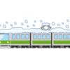 """「こんな形なんだ…」工事中でむき出しとなった富山駅の融雪装置が""""炎のチャレンジャー""""すぎるw"""