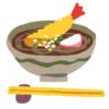 """「とんだタヌキだ!」…ある立ち食い蕎麦屋で""""えび天そば""""を注文した結果www"""
