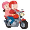 「オカルト商品かな?」…あるバイク用ヘルメットメーカーの宣伝POPが不穏だと話題に😅