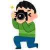 """【動画】電車を撮影していたら…江ノ電自転車ニキもびっくりの""""珍入者""""がwww"""