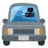 【悲報】車のフロントガラスに取り付けたドラレコが猛暑で大変なことに😱