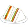 【衝撃】中国のローソンで購入したサンドイッチが…あまりに詐欺すぎる😓
