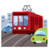 【悪夢】某アニメとコラボした岡山の路面電車が怖すぎるwww