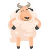 「金メダル級だ…」まるでマンガのような笑顔を見せる羊が淡路島に存在したwww
