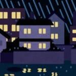 【恐怖】防水と排水のバランスが悪い家が大雨に見舞われると…こんな事になる🤔