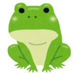 【爆遊】ガチャで取った「ミニチュアブランコ」をカエルの水槽に置いてみた結果www