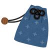 【悲報】アニメ柄の「巾着袋」はプリント位置を考えないと…こうなる😂