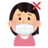 """「鼻出しマスクは""""コレ""""と同じこと!」…海外の公共施設に張り出されたイラストに同意の声www"""