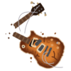 """「理解に苦しむ…」某リサイクルショップに並んだギターが""""ジャンク扱い""""されている理由が意味不明ww"""