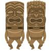 【トラウマ】大分の温泉に設置された禰豆子の「木彫人形」が怖すぎるwwwww