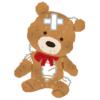【蘇生】長年連れ添って真っ黒になったミッキーのぬいぐるみを「ぬいぐるみ病院」に預けた結果www