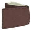 「これは度し難い…」ある漫画家が会社員時代に使っていたという財布が修羅すぎるww