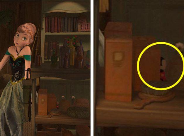 知ってる ディズニー映画に隠された小ネタいろいろ